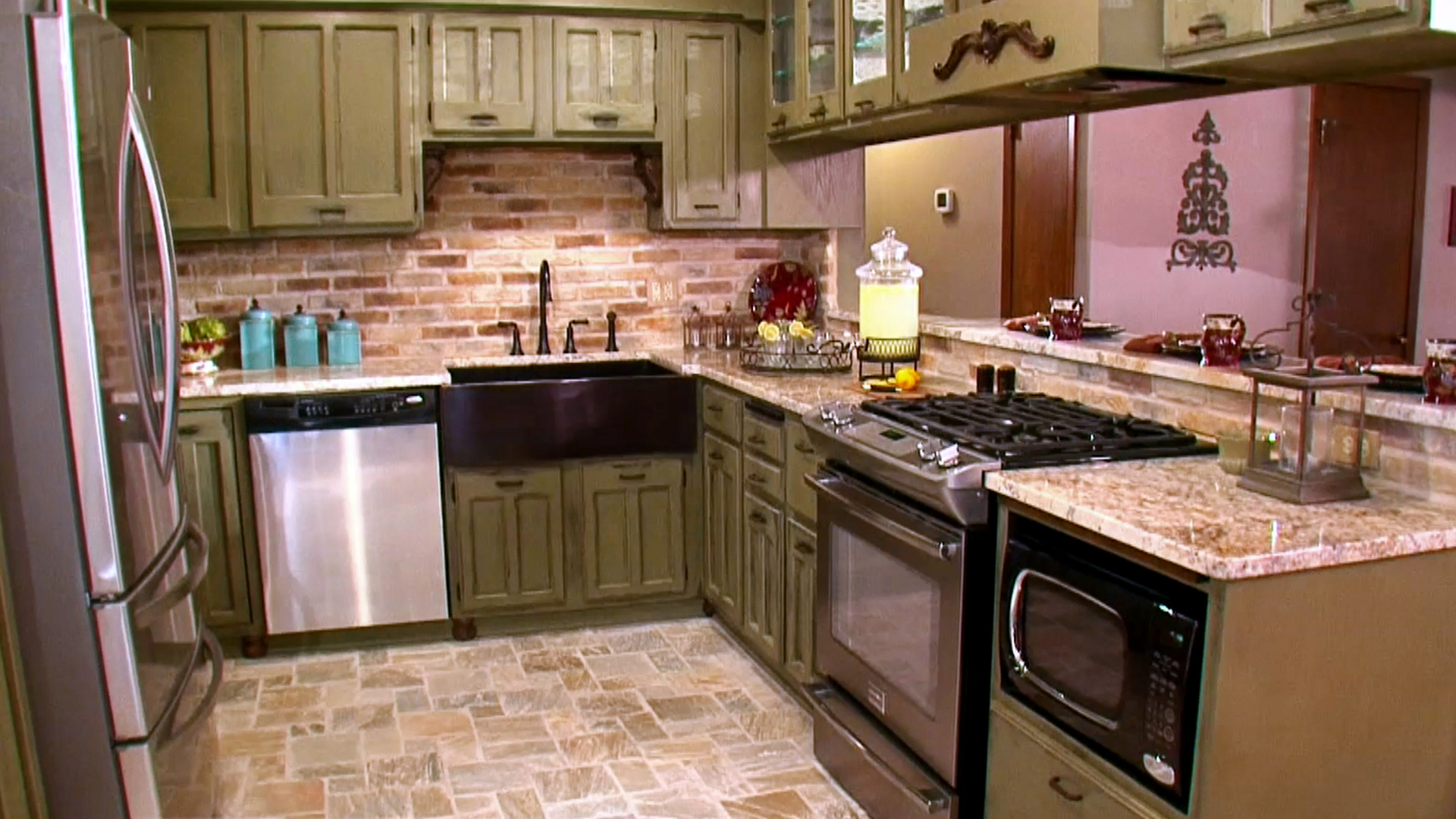 Open Kitchen Design: Pictures, Ideas & Tips From HGTV | HGTV