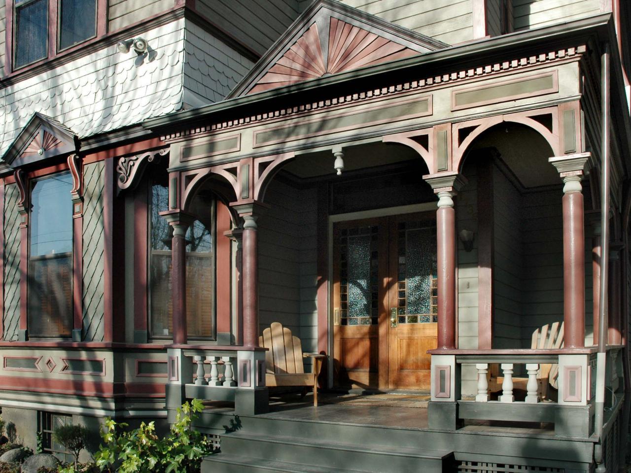 Porches And Home Styles Outdoor Design Landscaping Ideas Porches Decks Patios Hgtv