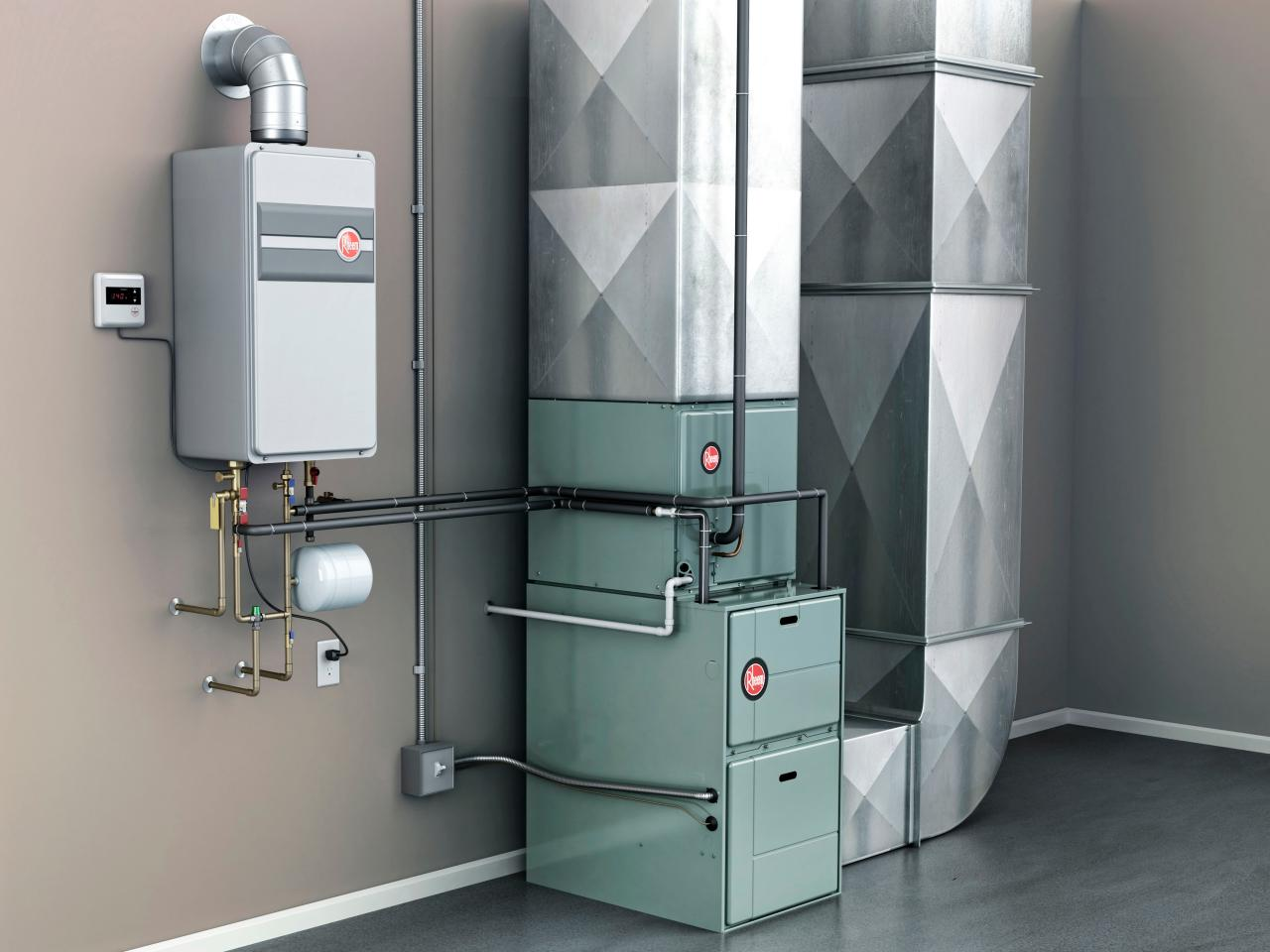 Consider A Split Hvac System Mechanical Systems Hgtv