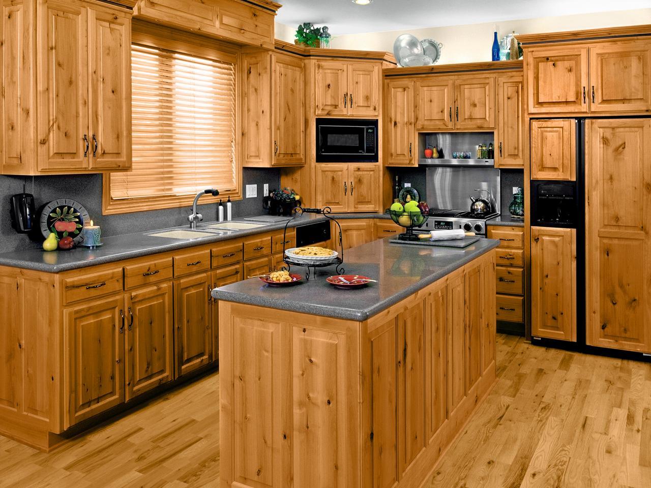 Permalink to Pine Kitchen Cabinets