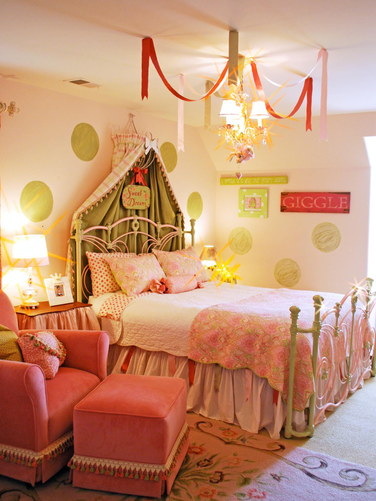 Princess-Inspired Girls' Rooms | Home Remodeling - Ideas ...