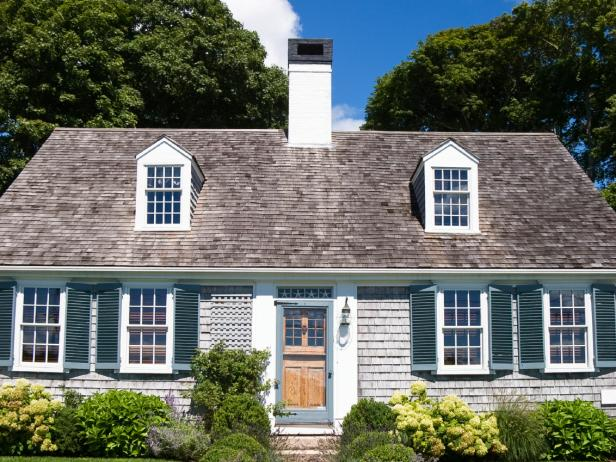 Exterior home design ideas hgtv for Home designs exterior styles