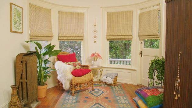 Window Treatment Ideas For Living Rooms.  Window Treatments Ideas for Curtains Blinds Valances HGTV