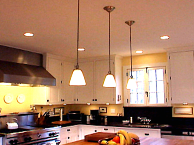 Kitchen Lighting Ideas Pictures HGTV - Pictures of kitchen light fixtures